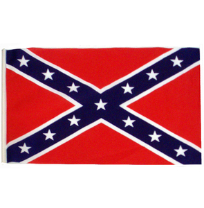 5' x 3' Confederate Flag